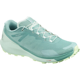 Salomon Sense Ride 3 Zapatillas Mujer, meadowbrook/icy morn/patina green